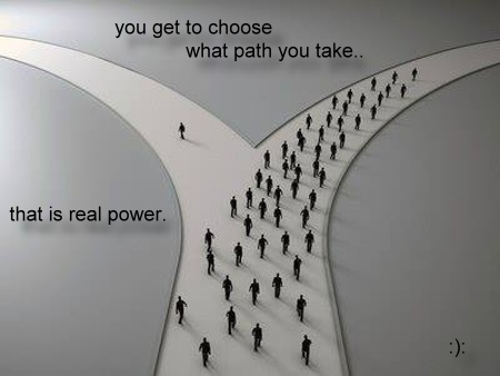 Choice is Destiny's soulmate